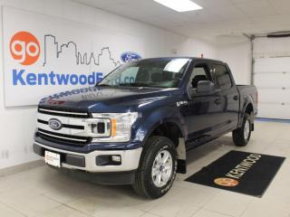 Used 2018 Ford F-150 XLT | 300a | Rear Camera | One Owner | No Accidents for sale in Edmonton, AB