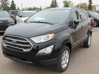 New 2021 Ford EcoSport SE | 4WD | NAVIGTION | heated Front Seats | Fuel Efficient for sale in Edmonton, AB
