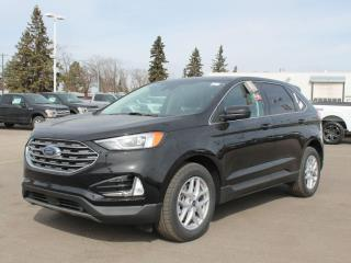 New 2021 Ford Edge SEL | AWD | Heated Seats/Steering | Panoramic Roof | NAV | Adaptive Cruise for sale in Edmonton, AB