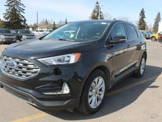 New 2021 Ford Edge Titanium | AWD | Panoramic Roof | NAV | Leather Seats | Reverse Camera for sale in Edmonton, AB