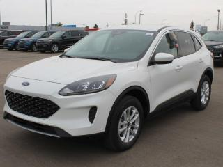 New 2021 Ford Escape SE | AWD | NAV | Adaptive Cruise | Heated Seats | Reverse Camera for sale in Edmonton, AB
