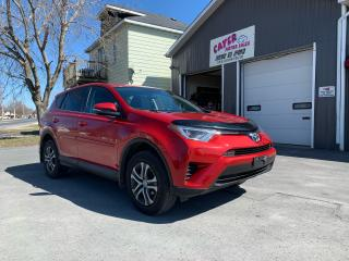 Used 2016 Toyota RAV4 LE AWD for sale in Cornwall, ON