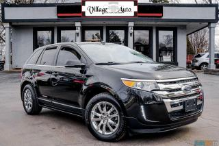 Used 2013 Ford Edge Limited for sale in Ancaster, ON