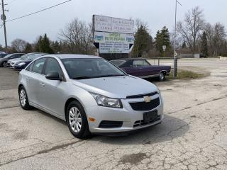 Used 2011 Chevrolet Cruze LS+ w/1SB 2 SETS OF TIRES for sale in Komoka, ON