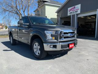 Used 2016 Ford F-150 XLT 5.0L 4X4 for sale in Cornwall, ON