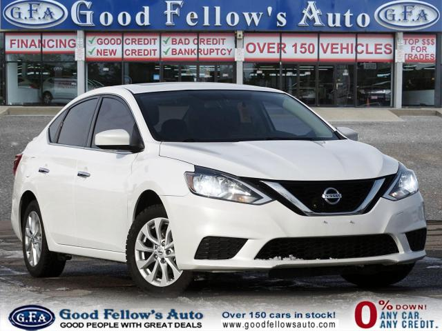 2017 Nissan Sentra SV MODEL, POWER SUNROOF, HEATED SEATS, BACKUP CAM