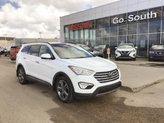 Used 2014 Hyundai Santa Fe XL LIMITED, LEATHER, NAVIGATION, 7 PASSENGER for sale in Edmonton, AB