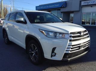 Used 2018 Toyota Highlander LE 7 PASSENGER V6, HEATED SEATS, BACKUP CAM, for sale in Richmond, ON