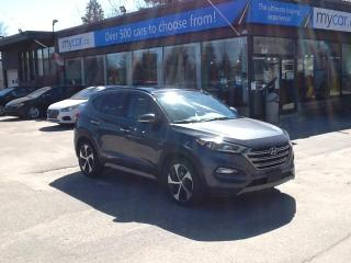 Used 2017 Hyundai Tucson LEATHER, SUNROOF, HEATED SEATS, BACKUP CAM!! for sale in Richmond, ON
