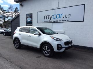 Used 2020 Kia Sportage LX HEATED SEATS, ALLOYS, BACKUP CAM, BLUETOOTH!! for sale in North Bay, ON