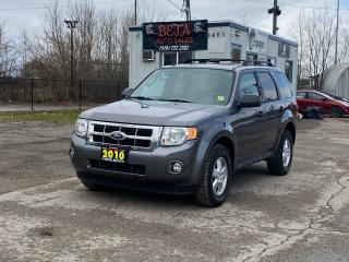Used 2010 Ford Escape XLT for sale in Kitchener, ON