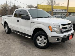 Used 2014 Ford F-150 XLT/4WD/EX CAP/LOADED/ALLOYS for sale in Scarborough, ON