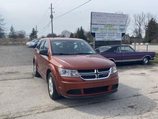 Used 2013 Dodge Journey Canada Value Pkg for sale in Komoka, ON