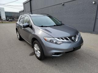 Used 2014 Nissan Murano AWD w/KEYLESS.ENTRY/ALLOY.WHEELS/NO.ACCIDENTS! for sale in North York, ON