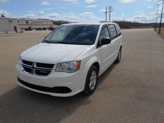 Used 2012 Dodge Grand Caravan SXT for sale in Cold Lake, AB