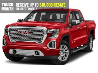 New 2021 GMC Sierra 1500 Denali for sale in Burnaby, BC