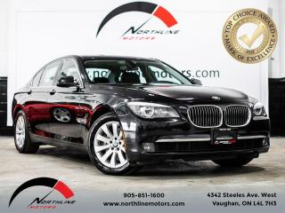 Used 2010 BMW 7 Series 750i xDrive/Navigation/HUD/Soft Close Doors for sale in Vaughan, ON