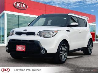 Used 2015 Kia Soul SX Luxury for sale in Owen Sound, ON