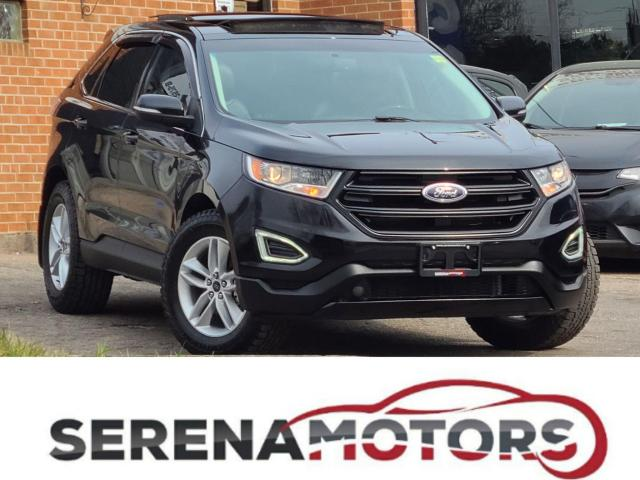 2015 Ford Edge SEL | V6 | FULLY LOADED | PANOROOF | NO ACCIDENTS