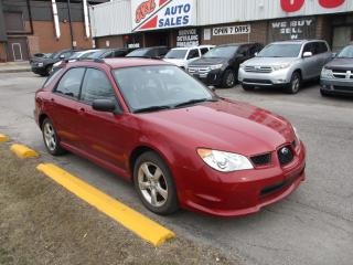 Used 2007 Subaru Impreza 2.5i for sale in Toronto, ON
