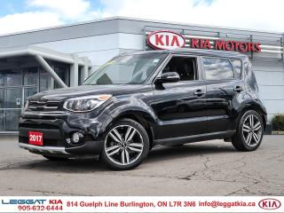 Used 2017 Kia Soul EX Premium/ CPO UNIT/ 2.79% FINANCING AVAILABLE O.A.C/ LEASE RETURN/NO ACCIDENT/LEATHER/PANORAMIC SU for sale in Burlington, ON