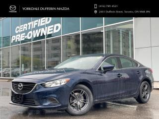 Used 2017 Mazda MAZDA6 GS at ONE OWNER! for sale in York, ON