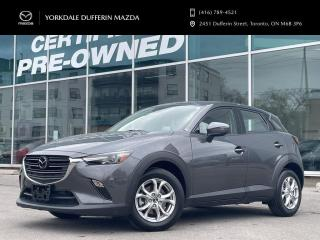 Used 2019 Mazda CX-3 GS AWD at (2) I-ACTIVESENSE PKG / ONE OWNER! for sale in York, ON
