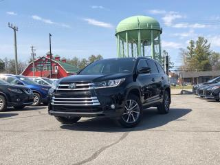 Used 2017 Toyota Highlander XLE LOADED! for sale in Stittsville, ON