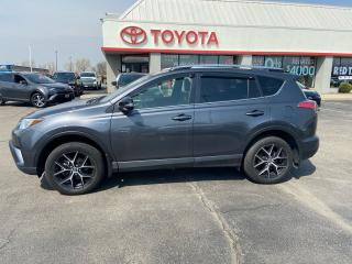 Used 2018 Toyota RAV4 SE HYBRID for sale in Cambridge, ON