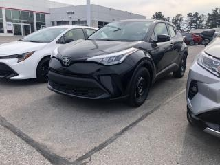 New 2021 Toyota C-HR LE + TOYOTA SAFETY SENSE! for sale in Cobourg, ON