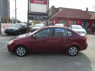 Used 2009 Hyundai Accent LOW KM / SUPER CLEAN / FUEL SAVER/ A/C /LIKE NEW for sale in Scarborough, ON