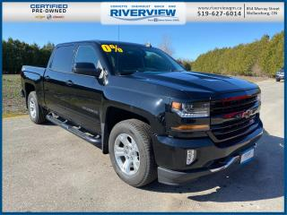 Used 2017 Chevrolet Silverado 1500 Remote Start | One Owner | No Accidents for sale in Wallaceburg, ON