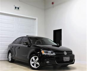 Used 2014 Volkswagen Jetta TDI COMFORTLINE SUNROOF ALLOY DIESEL for sale in North York, ON