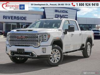 New 2021 GMC Sierra 2500 HD Denali for sale in Prescott, ON