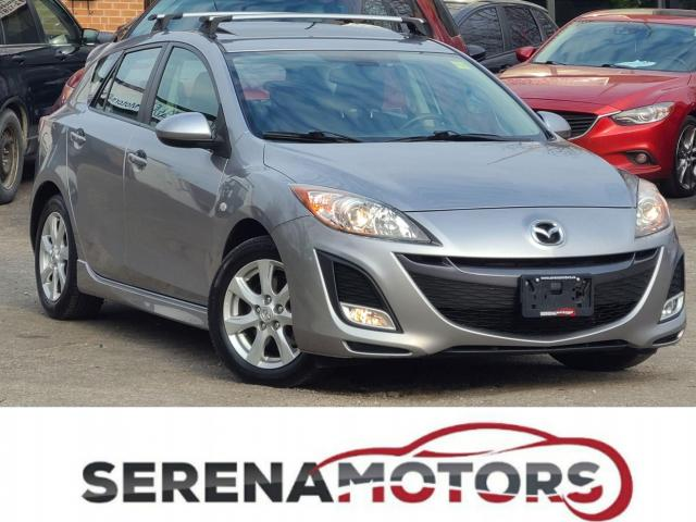 2010 Mazda MAZDA3 GS | 2.5L | MANUAL | SUNROOF | NO ACCIDENTS