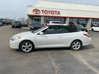 Used 2006 Toyota Camry Solara SE V6 for sale in Cambridge, ON