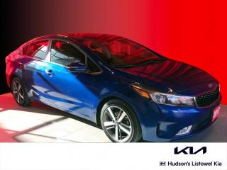 Used 2017 Kia Forte EX+ One Owner | Sunroof | Smart Trunk for sale in Listowel, ON