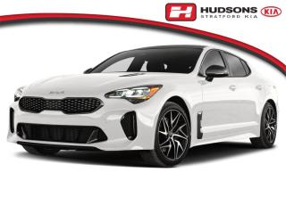 New 2022 Kia Stinger for sale in Stratford, ON