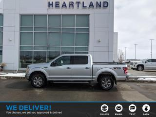 Used 2018 Ford F-150 XLT PANORAMIC SUNROOF | BACK UP CAMERA | POWER SEAT | REMOTE START-USED EDMONTON FORD DEALER for sale in Fort Saskatchewan, AB