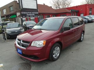 Used 2011 Dodge Grand Caravan SE / LOW KM / RUNS PERFECT /AC/ STOW N GO / MINT for sale in Scarborough, ON