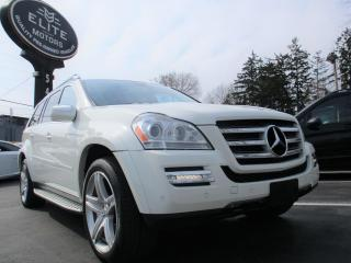 Used 2010 Mercedes-Benz GL-Class 4MATIC 4DR GL 550 for sale in Burlington, ON