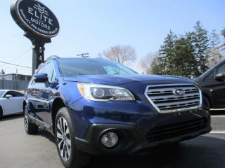 Used 2017 Subaru Outback 5dr Wgn CVT 2.5i Limited for sale in Burlington, ON