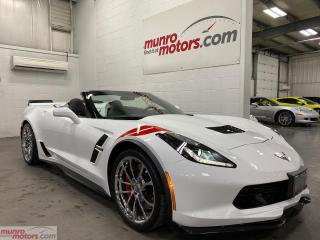 Used 2017 Chevrolet Corvette 2dr Grand Sport Conv w-3LT CorsaExhaust MEM HUD for sale in St. George, ON