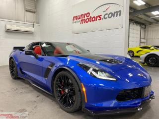 Used 2019 Chevrolet Corvette 2dr Z06 Cpe w-2LZ ExposedCarbonFib Skirts NPP HUD for sale in St. George, ON