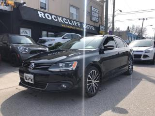 Used 2014 Volkswagen Jetta Sedan 4DR 1.8 TSI AUTO HIGHLINE for sale in Scarborough, ON