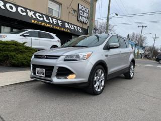 Used 2014 Ford Escape 4WD 4DR TITANIUM for sale in Scarborough, ON
