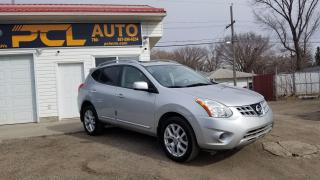 Used 2011 Nissan Rogue for sale in Edmonton, AB