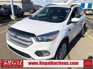 Used 2018 Ford Escape SE 4D Utility 4WD 1.5L for sale in Calgary, AB
