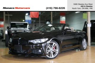Used 2014 BMW 4 Series 435i CONVERTIBLE - MSPORT|LANEKEEP|NAVI|BACKUP for sale in North York, ON