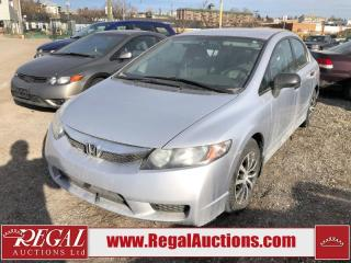 Used 2009 Honda Civic (12-G) for sale in Calgary, AB